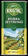 Kristal Riveria Zeytinyağı Teneke Kutu 5 lt Ürün Görseli