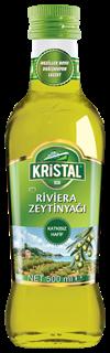 Kristal Riviera Zeytin Yağı Cam 500 ml Ürün Görseli
