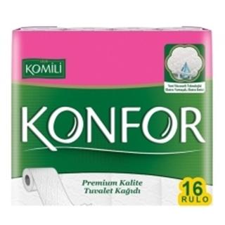 Komili Konfot 16 Lı Tuv Kağıdı ürün resmi
