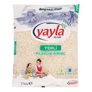 Resim Yayla Yerli Pirinç Pilavlık 2 kg