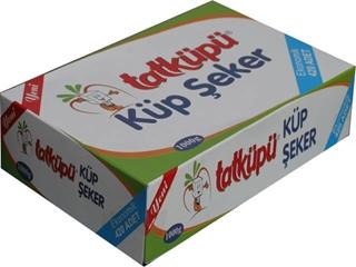 Tatküpü Küp Şeker 420 Küp 1 kg ürün resmi
