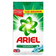 Picture of Ariel Dağ Esintisi Toz Matik Beyazlar 7,5 kg