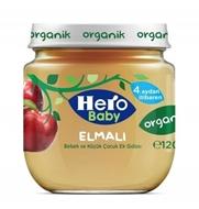 Picture of Hero Baby Organik Elmalı 120 Gr