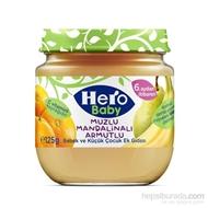 Picture of Hero Baby Organik Muzlu Armutlu Yulaf 120 Gr