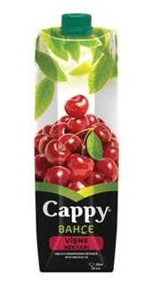 Cappy Tetra Bahçe Vişne 1 lt ürün resmi
