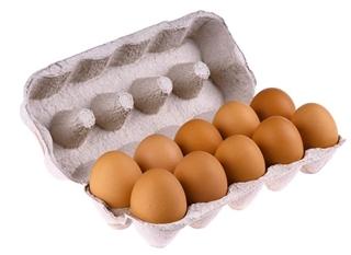 Picture of Bakıroğlu Yumurta Sarı (M) 10'Lu 53-62 gr