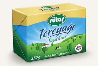 Sütaş Tereyağı Pastörize 200 gr ürün resmi