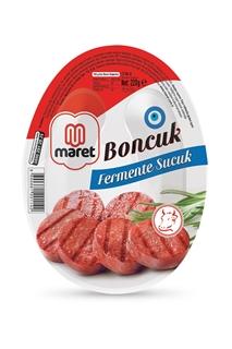 Maret Boncuk Fermante Dana Sucuk 220 gr ürün resmi