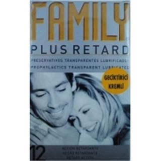 Family Prezervatif Geciktirici Kremli ürün resmi