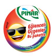 Resim Pınar 8'li Üçgen Peynir 100 Gr