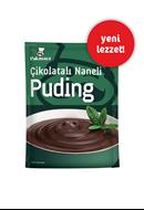Resim Pakmaya Çikolatalı Naneli Puding 118 Gr