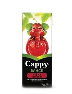 Cappy Vişne 200 ml ürün resmi
