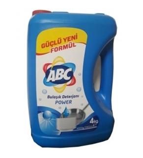 Abc Bulaşık Deterjanı Power 4 lt ürün resmi
