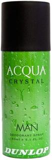 Dunlop Crystal Deo Man 150 ml ürün resmi