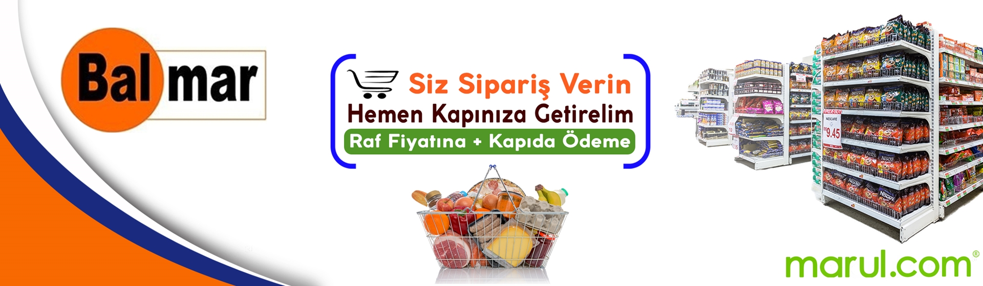 bozüyük balmar market online market alışverişi