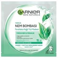Resim Garnier Kağıt Maske Yeşil 32 Gr