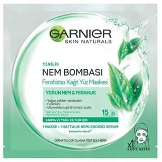 Garnier Kağıt Maske Yeşil 32 Gr ürün resmi