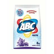 Resim Abc Matik Lavanta Tazeliği Toz Çamaşır Deterjanı 8 Kg