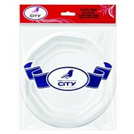 Resim New City Plastik Tabak Büyük 10'Lu