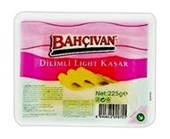Resim Bahçıvan Dilimli Light Kaşar Peyniri 225 gr