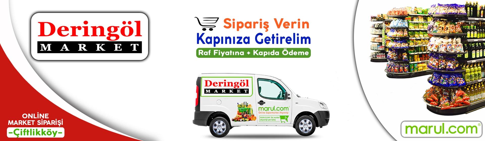 yalova deringöl marketleri online market alışverişi
