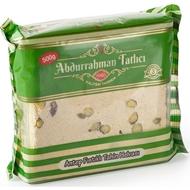 Resim Abdurrahman Tatlıcı Antep Fıstıklı Helva 500 Gr