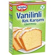 Resim Dr. Oetker Glutensiz Vanilinli Kek Karışımı 390 Gr