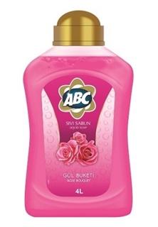 Abc Sıvı El Sabunu Gül Buketi 3.5 Lt ürün resmi