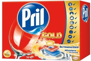 Pril Gold Tablet 36 Lı ürün resmi