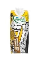 Resim Pınar Süt Protein Muz & Yerfıstıklı 500 Ml