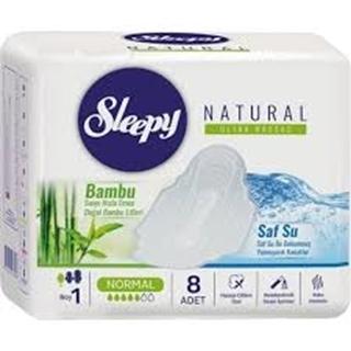 Sleepy Natural Ultra Hassas Normal 8 Li ürün resmi