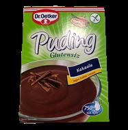 Resim Dr. Oetker Glutensiz Puding Kakaolu 147 Gr