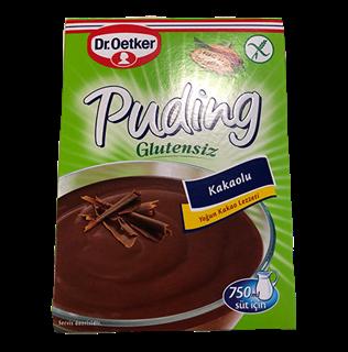 Dr. Oetker Glutensiz Puding Kakaolu 147 Gr ürün resmi