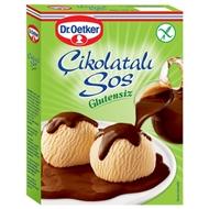 Resim Dr. Oetker Glutensiz Çikolatalı Sos 128 Gr