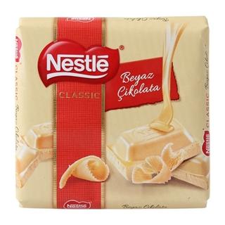Nestle Classic Beyaz Kare 65 Gr ürün resmi