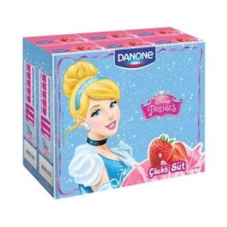Danone Süt Çilekli 1/5 6Lı ürün resmi