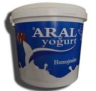 Resim Aral Yoğurt Bidon 4000 Gr