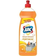 Resim Abc Bulaşık Deterjanı Portakal 670  Ml