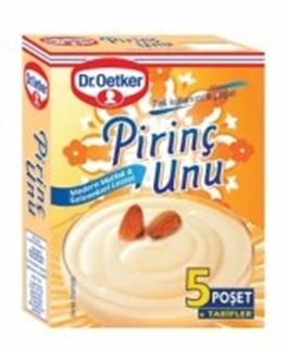 Dr. Oetker Pirinç Unu İrmikli 5 Li 175 Gr ürün resmi