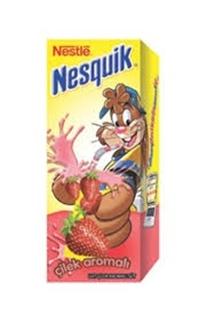 Nesquik Çilek Aromalı Süt 180 Ml ürün resmi