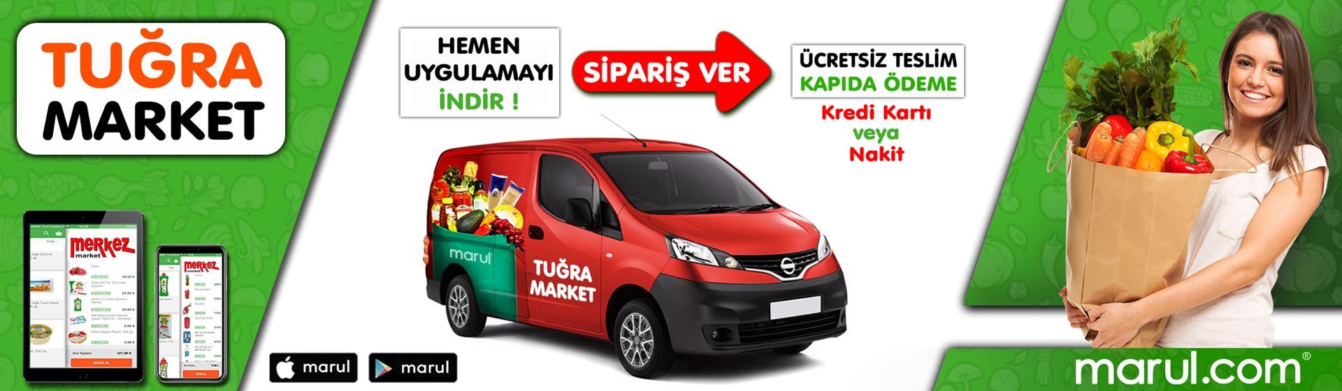 samsun atakum tuğra market online market alışverişi