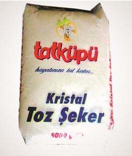Tatküpü Kristal Toz Şeker 5000 Gr ürün resmi