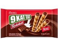 Resim 9 Kat Tat Rulokat Çikolatalı 170 Gr