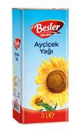 Picture of Beşler Ayçiçekyağı 5 Lt