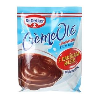 Dr. Oetker Creme Ole Çikolatalı 125 Gr ürün resmi