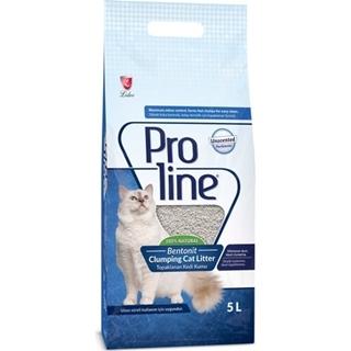 Pro Line Topraklaşan Kedi Kumu 5 Lt ürün resmi