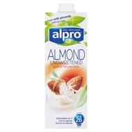 Resim Alpro Badem Sütü Şekersiz 1 Lt