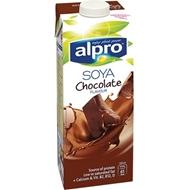Resim Alpro Soya Çikolatalı Süt 1 Lt