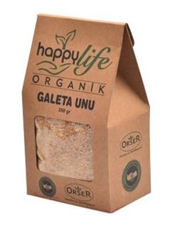 Happy Life Organik Galate Unu 350 Gr ürün resmi