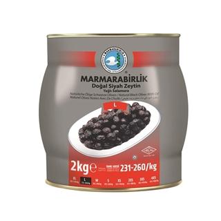 Marmarabirlik Yağlı Salamura (L) 2 Kg ürün resmi